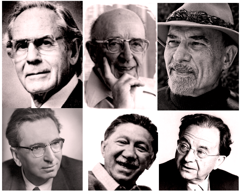 La thérapie existentielle Approche Pearl : Yalom, Frankl, Rogers, Fromm, Maslow, May, Bugental...
