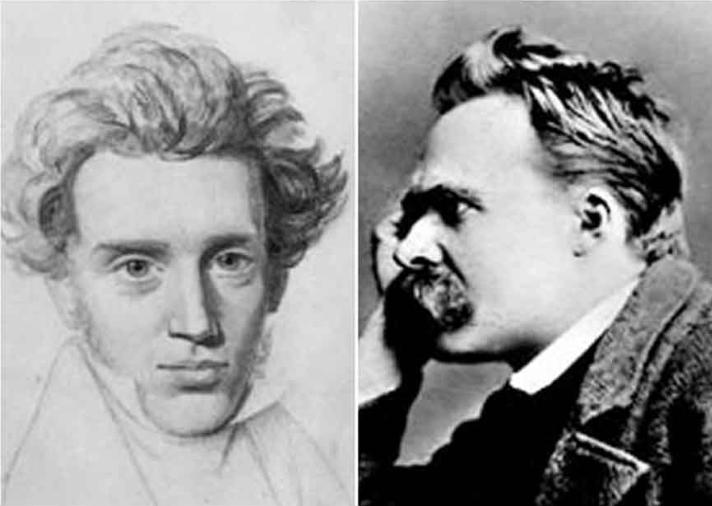 Kierkegaard-Nietzche-psychothérapie-existentielle